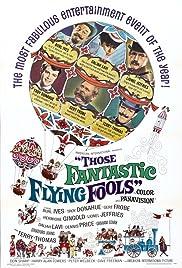 Those Fantastic Flying Fools Poster