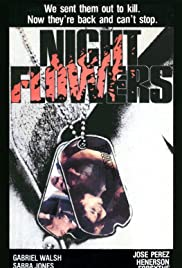 Night-Flowers Poster