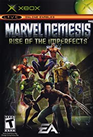 Marvel Nemesis: Rise of the Imperfects(2005) Poster - Movie Forum, Cast, Reviews