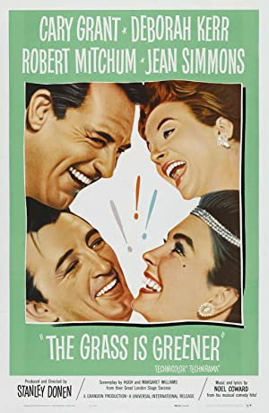 Movie The Grass Is Greener (1960)