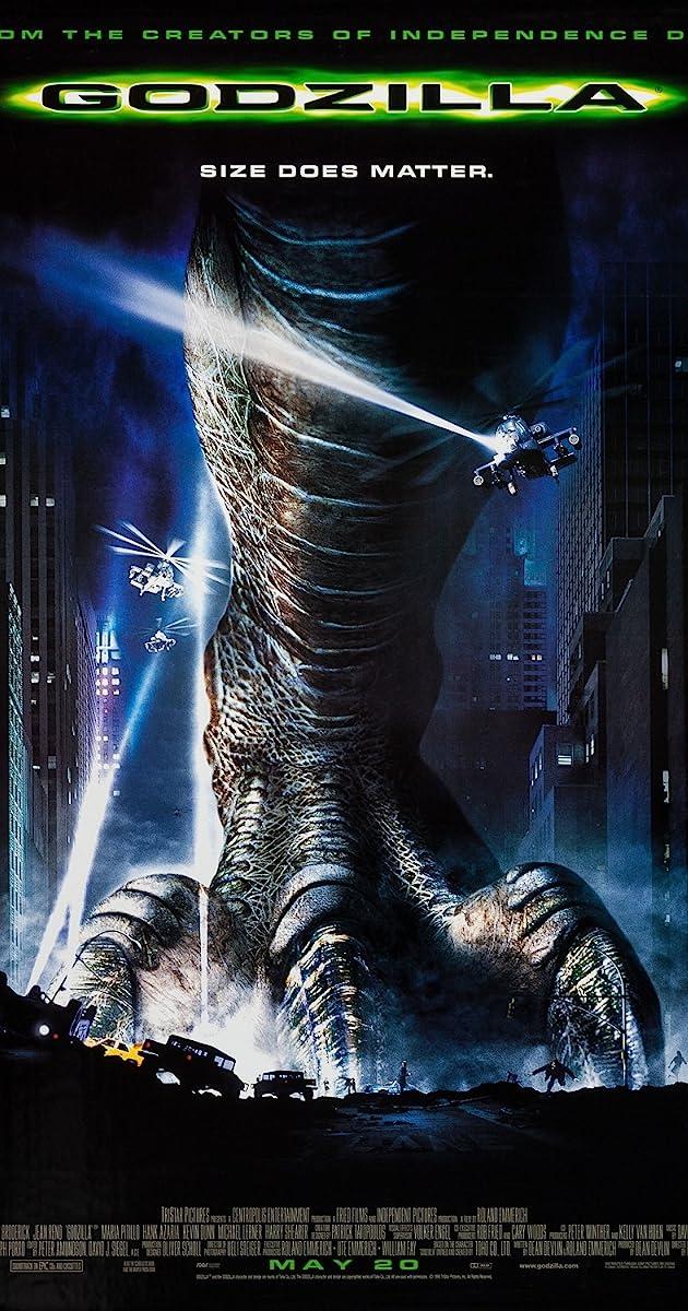 Godzilla Imdb