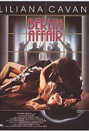 The Berlin Affair Poster