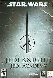 Star Wars: Jedi Knight - Jedi Academy Poster