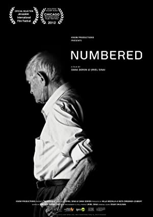 Numbered Poster