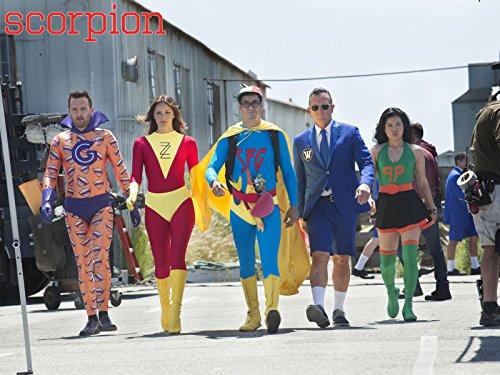 Scorpion: Super Fun Guys | Season 2 | Episode 5