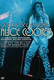 Good to See You Again, Alice Cooper Poster
