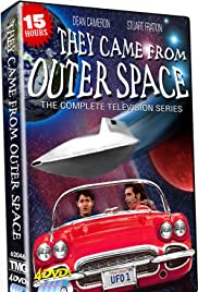 They Came from Outer Space Poster