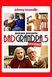 Bad Grandpa .5 Poster