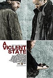 A Violent State Poster