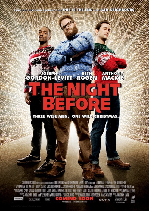 Columbia Pictures' The Night Before - Red Band Trailer #2 1