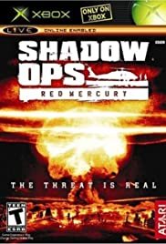 Shadow Ops: Red Mercury Poster