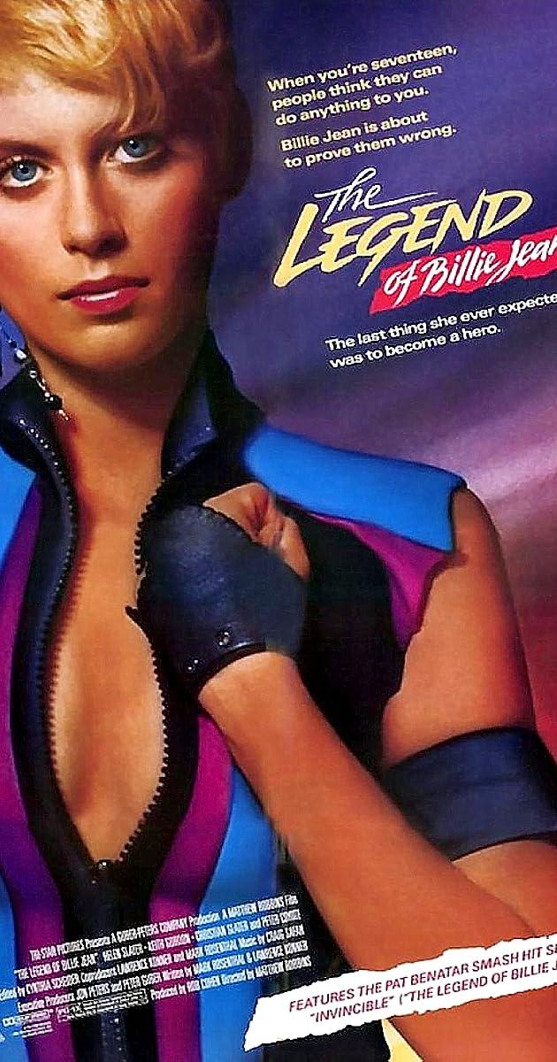 Barry Tubb Legend Of Billie Jean