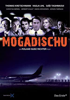 Mogadischu Pelicula Poster