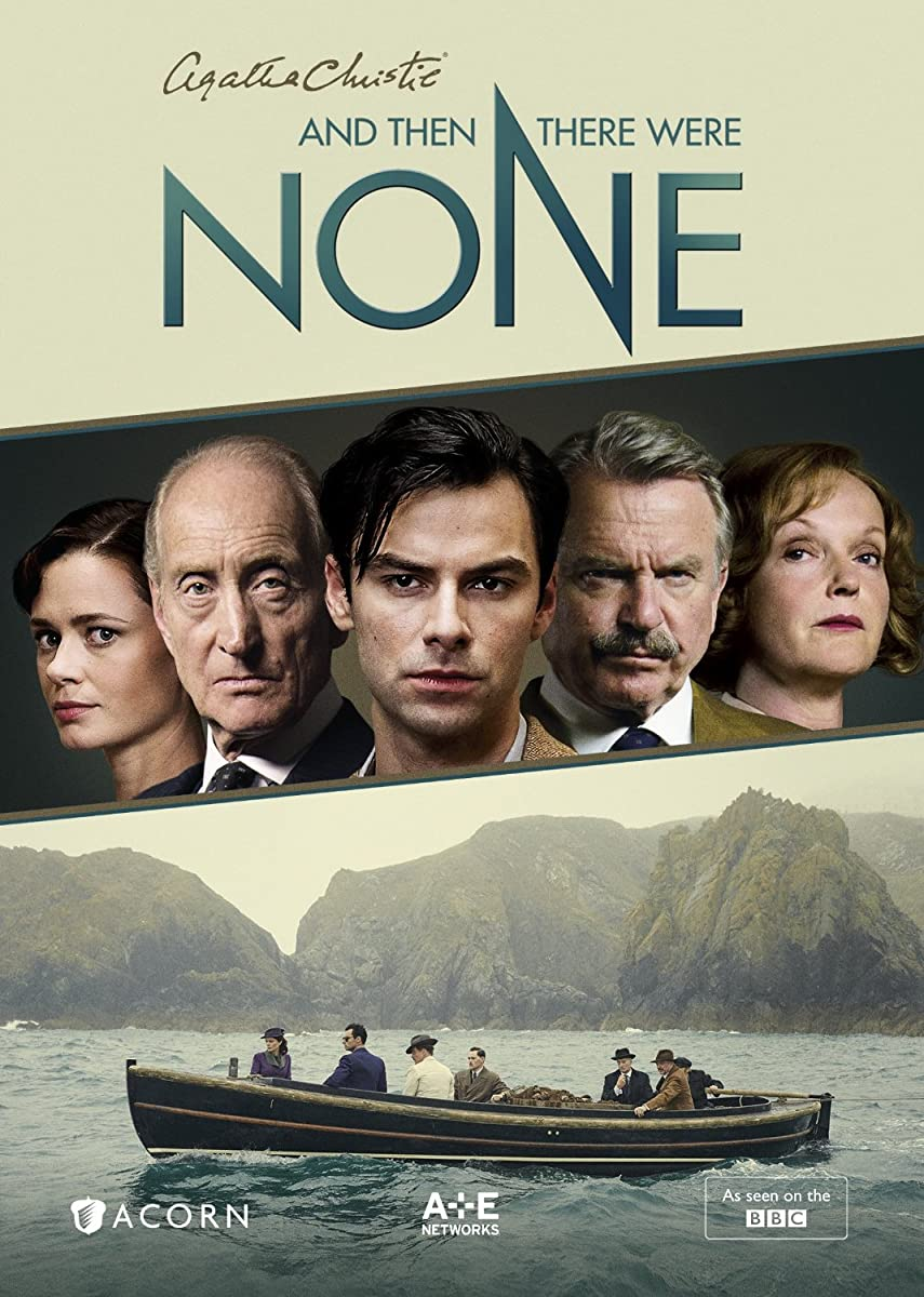 Ir tada nebeliko nė vieno 1 Sezonas /  And Then There Were None Season 1 (2015)