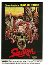 Squirm (1976) Poster - Movie Forum, Cast, Reviews