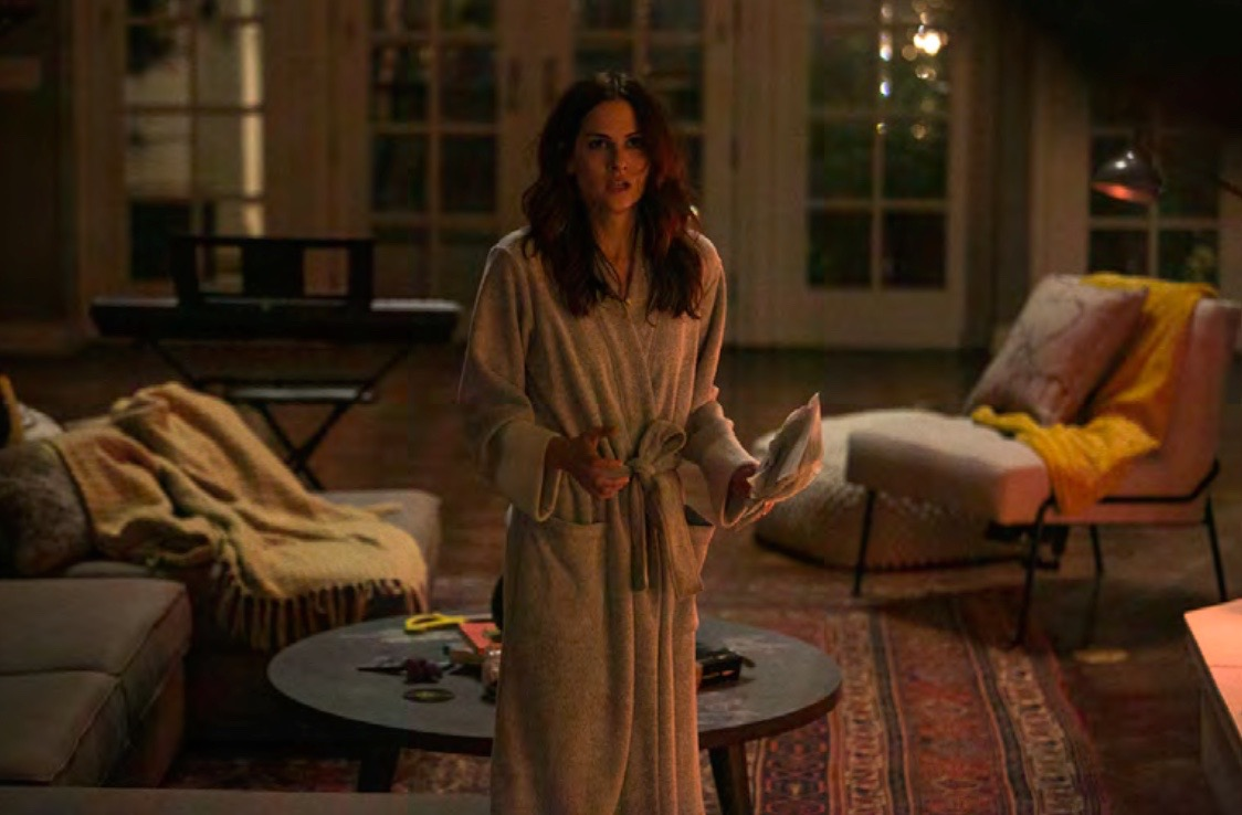 Still of Brit Shaw in Paranormal Activity: The Ghost Dimension