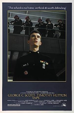 Taps poster