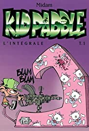 Kid Paddle Poster