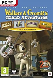 Wallace & Gromit's Grand Adventures: The Bogey Man Poster