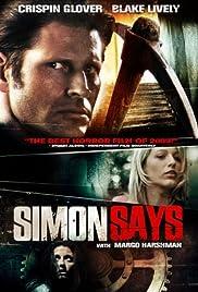 Simon Says Poster
