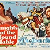 Ava Gardner, Robert Taylor, and Mel Ferrer in Knights of the Round Table (1953)