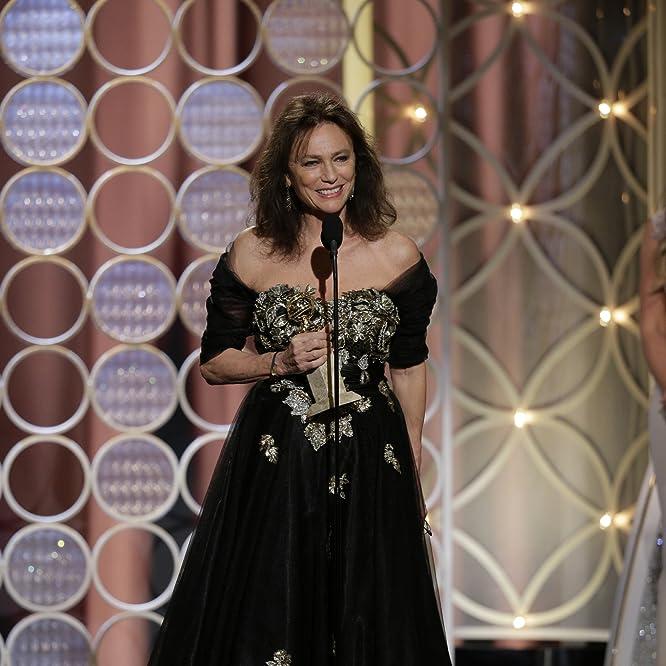 Jacqueline Bisset at an event for 71st Golden Globe Awards (2014)