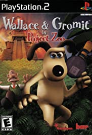 Wallace & Gromit in Project Zoo Poster