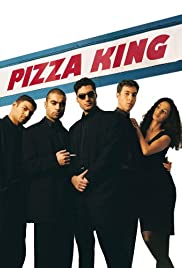 Pizza King Poster