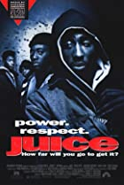 Juice (1992) Poster