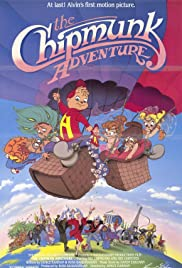 The Chipmunk Adventure 1987 Imdb