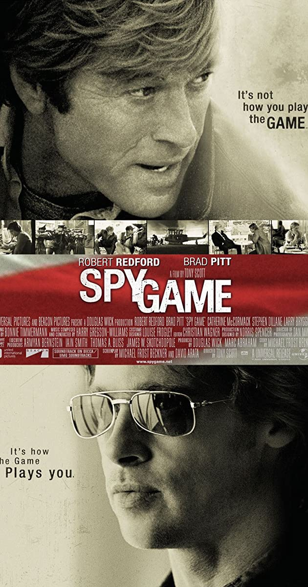 Spy Game 2001