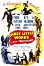 Three Little Words (1950) Poster