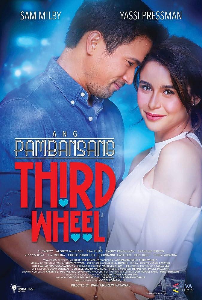 Ang pambansang third wheel (2018) HDRip