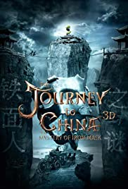 Poster of Journey to China: The Mystery of Iron Mask