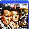 Maureen O'Hara and John Wayne in McLintock! (1963)