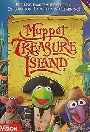 Muppets Treasure Island Poster