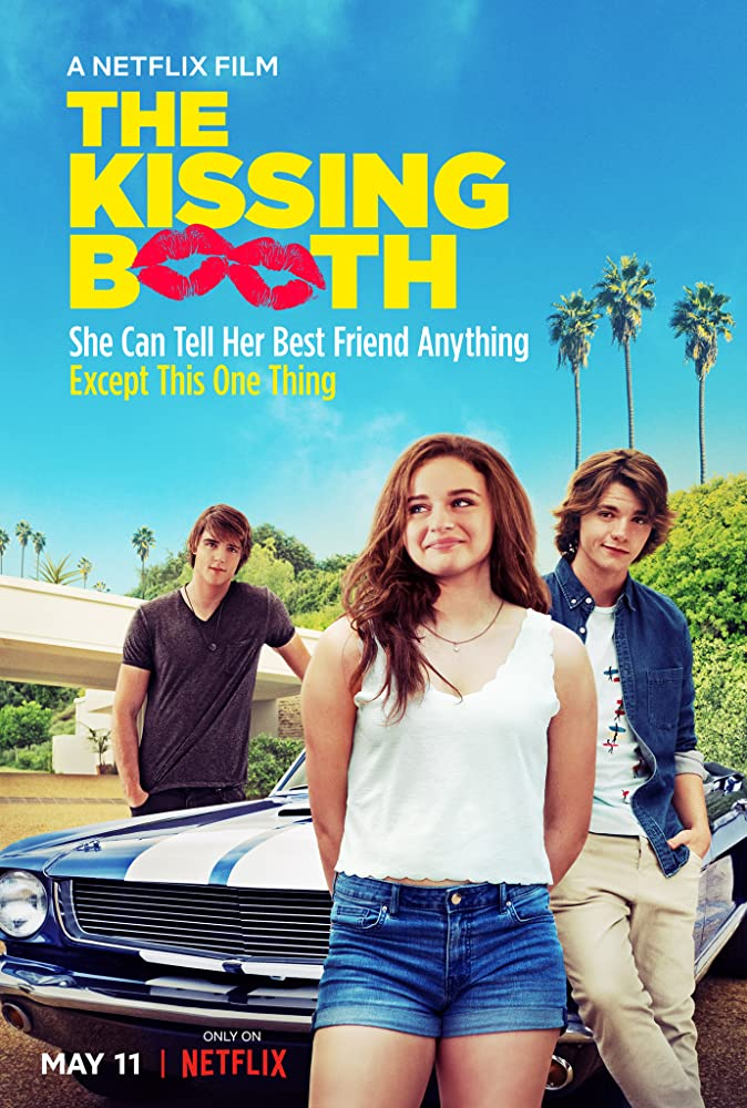 The Kissing Booth 2018 English 300MB NF WEB-DL 480p x264