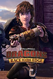 Dragons race to the edge tv series 20152018 imdb dragons race to the edge poster ccuart Gallery