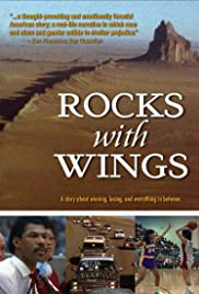Rocks with Wings Poster