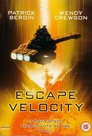 Escape Velocity Poster