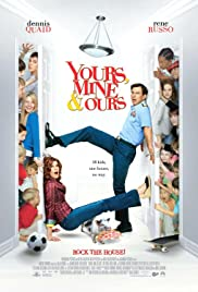 Yours, Mine & Ours Poster