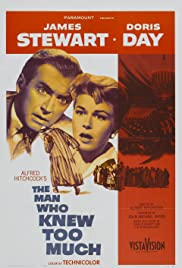 The Man Who Knew Too Much(1956) Poster - Movie Forum, Cast, Reviews