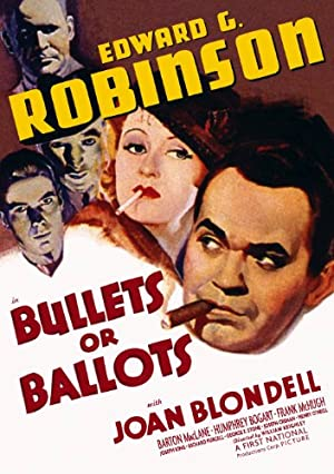 Bullets or Ballots poster