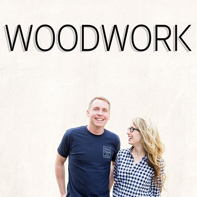Clint Harp and Kelly Harp in Wood Work (2017)