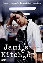 Jamie's Kitchen Poster