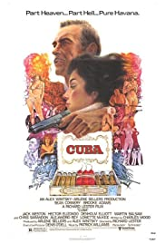 Cuba(1979) Poster - Movie Forum, Cast, Reviews