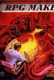 RPG Maker Poster