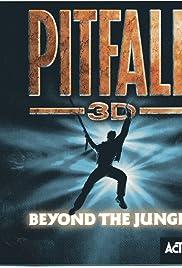 Pitfall 3-D: Beyond the Jungle Poster