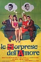 Le sorprese dell'amore (1959) Poster