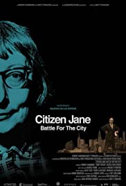 Citizen Jane: Battle for the City Poster